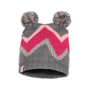 Child Knitted & Polar Hat BUFF