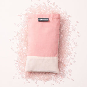 Halfmoon Crystal Collection Eye Pillow
