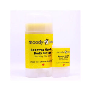 Moody Bee Beeswax Hand & Body Butter