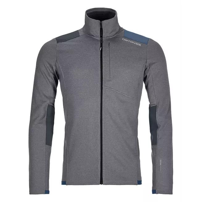 Ortovox Men's Fleece Light Grid Jacket