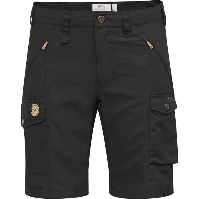 Fjällräven Women's Nikka Shorts Curved
