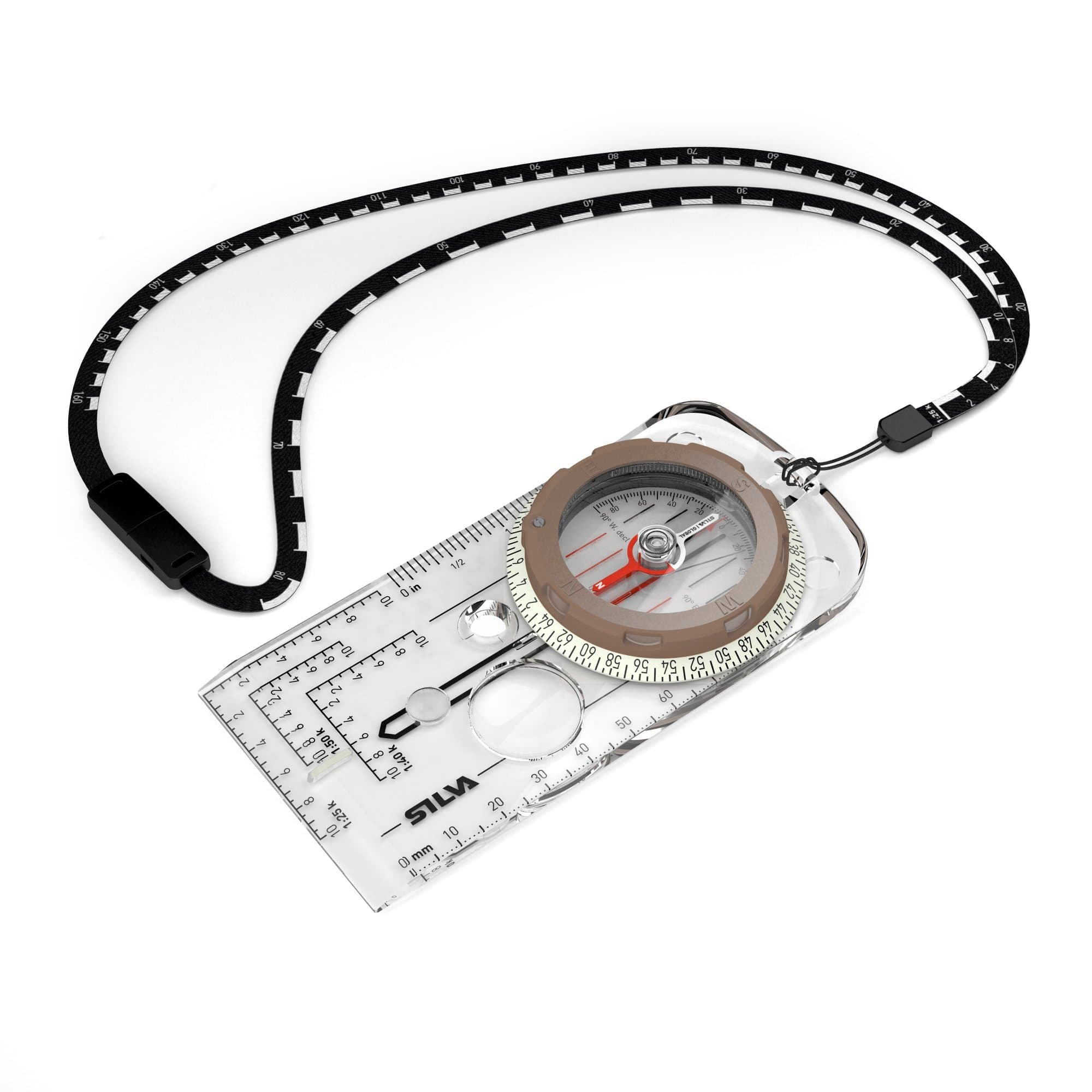 Military Base Plate 5-6400/360 Global Compass