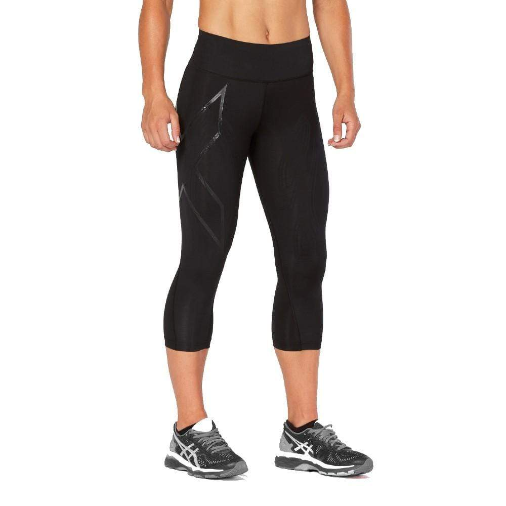MCS Bonded Mid-Rise 3/4 Compression Tights