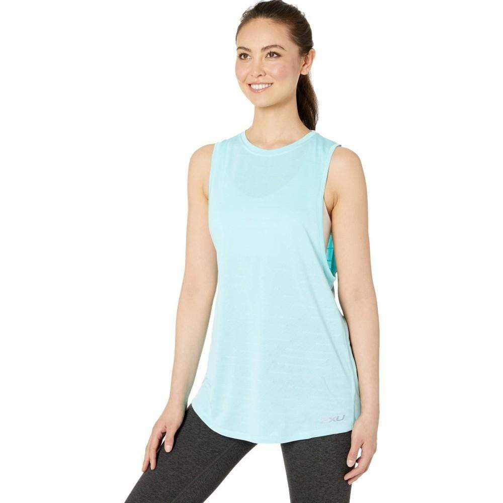 Women's XVENT Mesh Muscle Tank