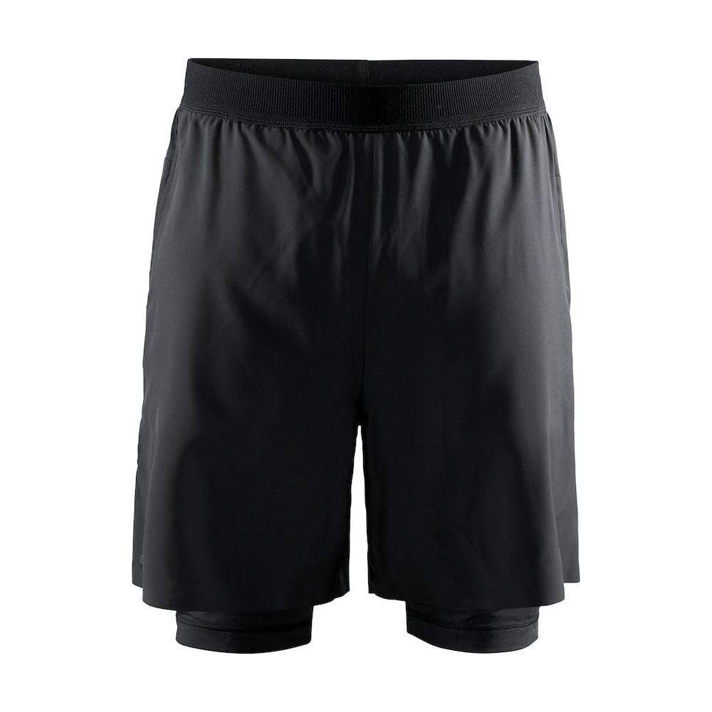 Craft Vent 2 in 1 Racing Shorts, Men's