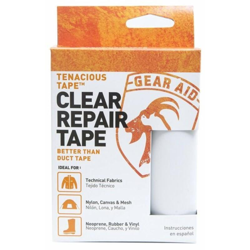 Tenacious Tape Repair Tape - Clear - 3x20in