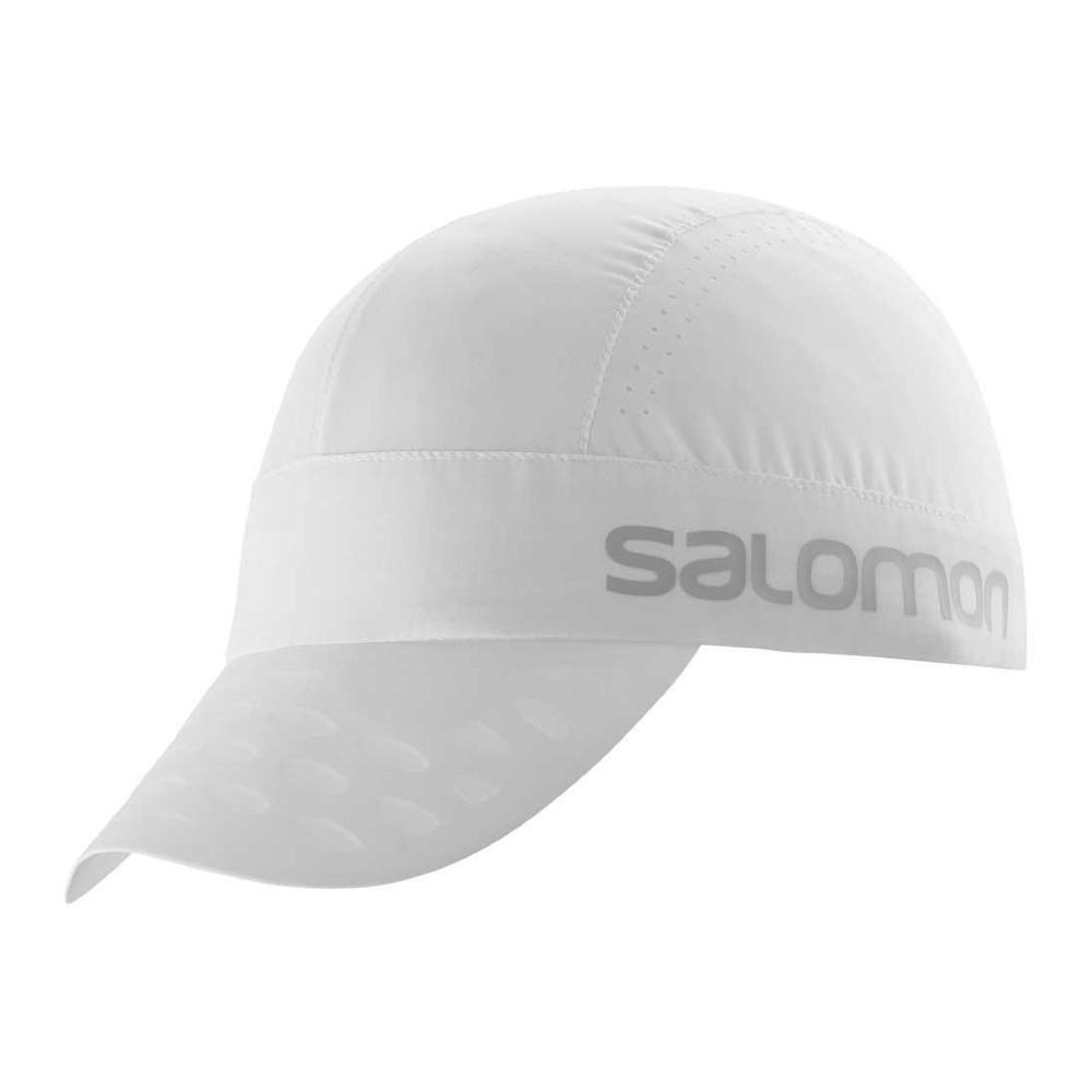 Race Cap White