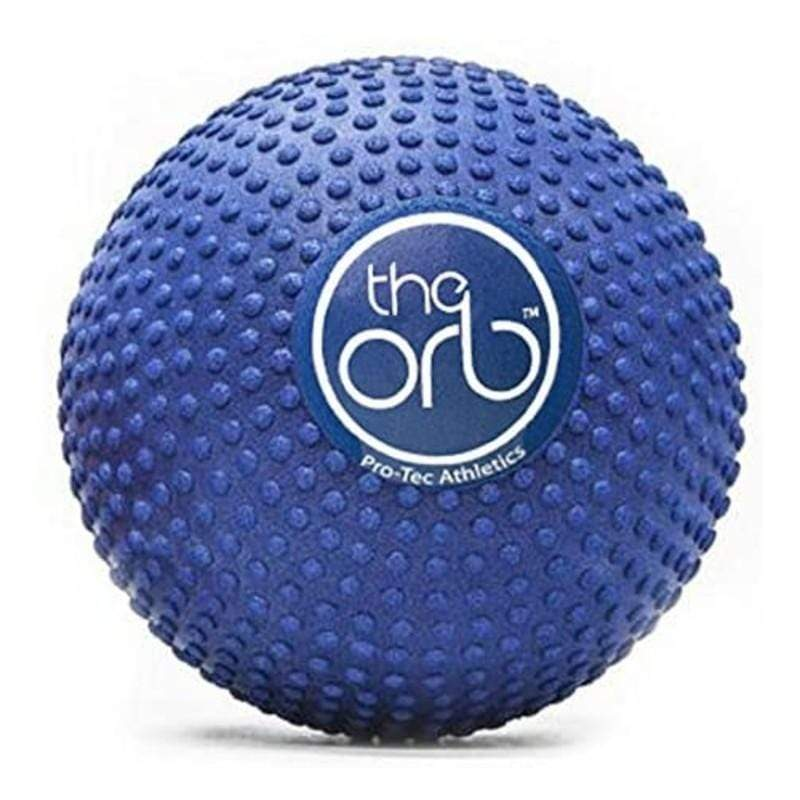 "The Orb - Deep Tissue Massage Ball - 5"" Diameter - Blue"