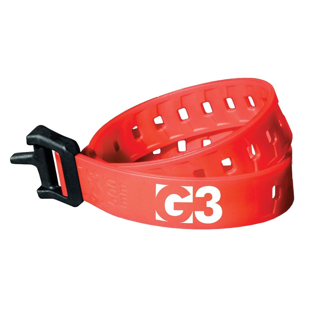 "G3 Tension Strap, 650mm/25"" Red"