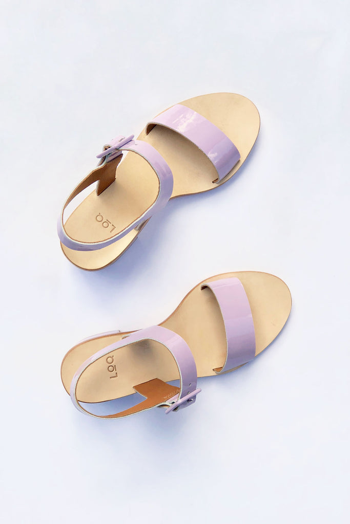 LOQ - Altea Sandal in Lila in Sizes 35-37 | STATURE