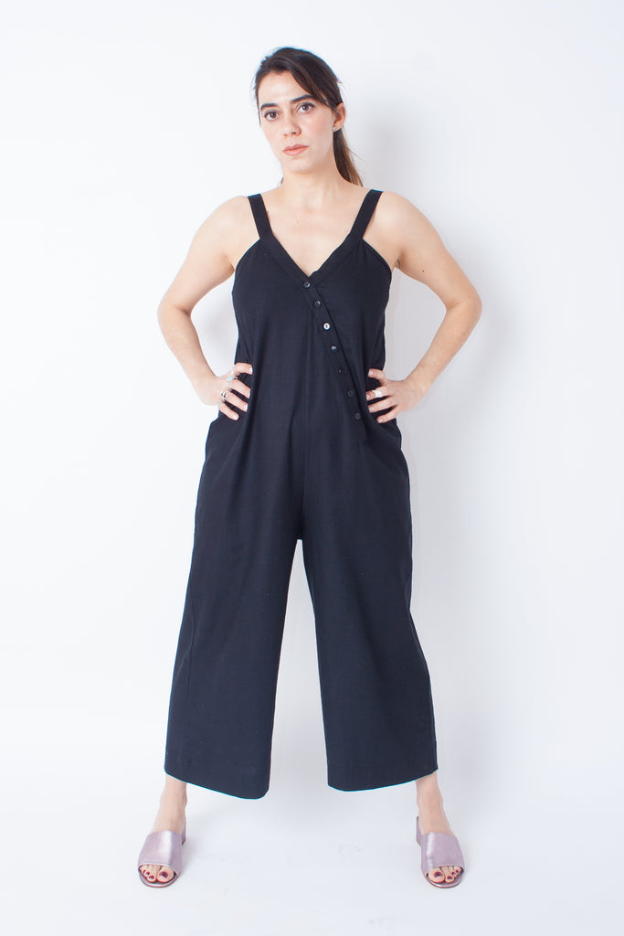 40206f2feb Wray Gamos Jumpsuit (Petite) - Black