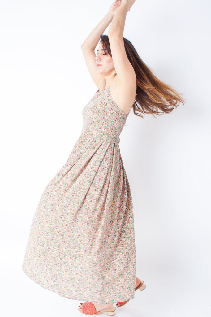 Wray - Lucy Dress - Petite - Poppy Floral | Stature