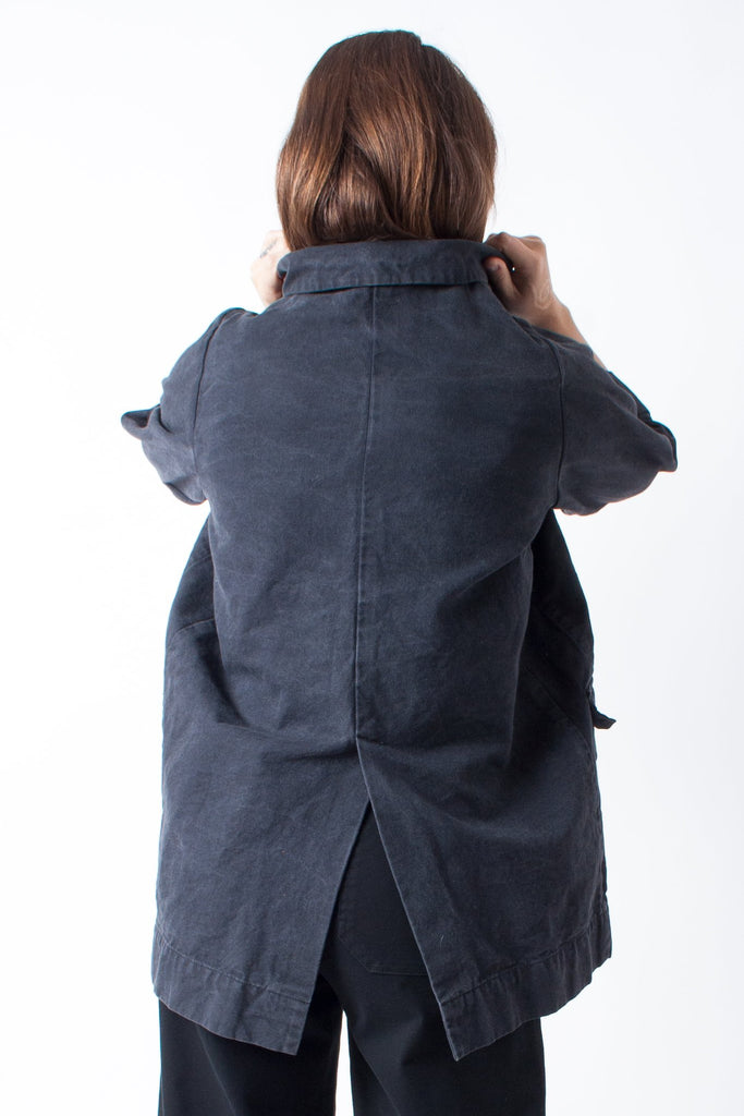 Ilana Kohn Mabel Jacket - Inky Canvas