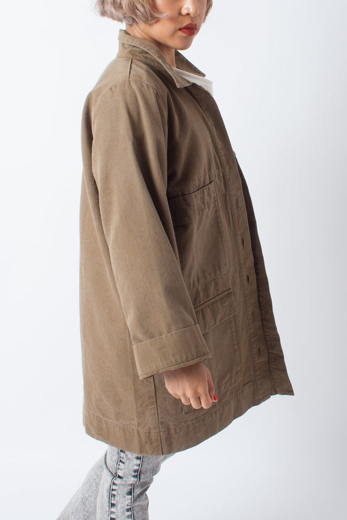 Ilana Kohn Mabel Jacket - Umber Canvas