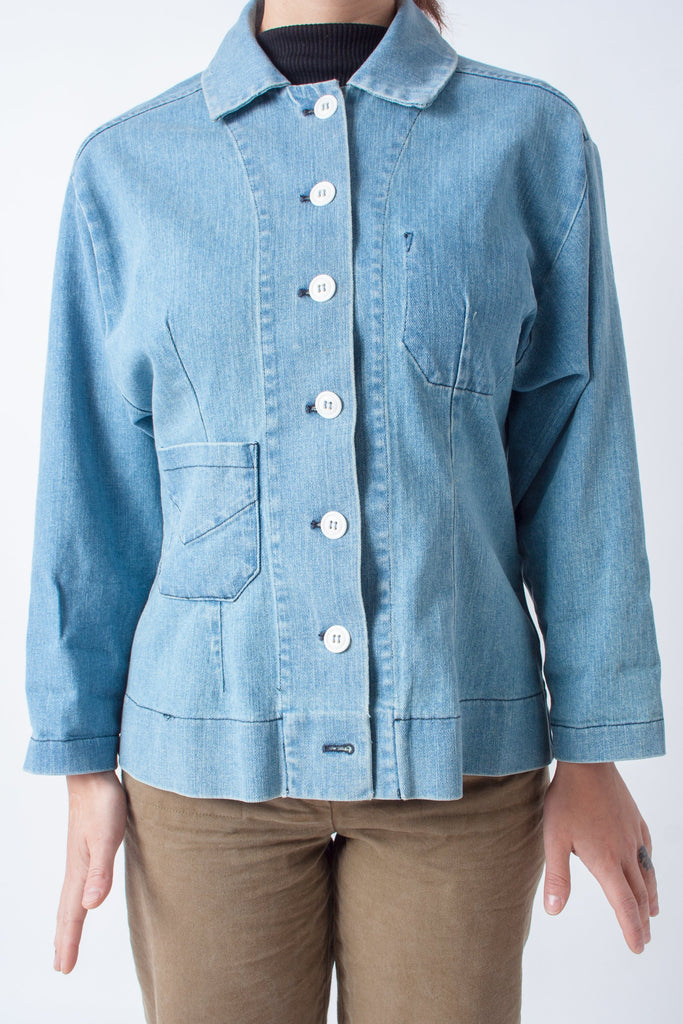 Loup Annie Jacket - Light Indigo
