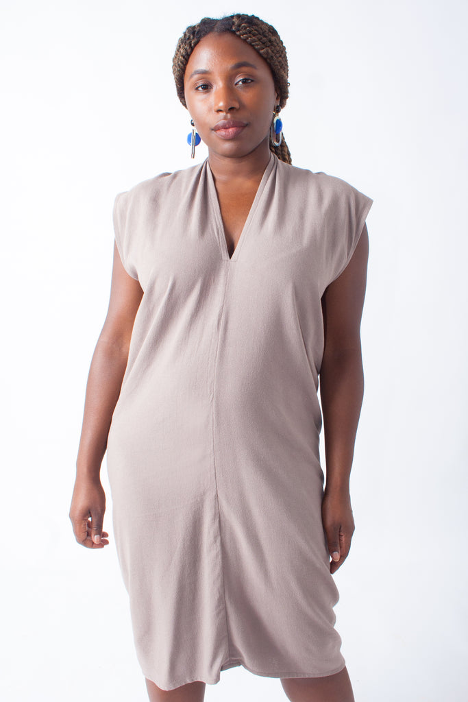 Miranda Bennett Everyday Dress (PETITE EXCLUSIVE) - August Rayon