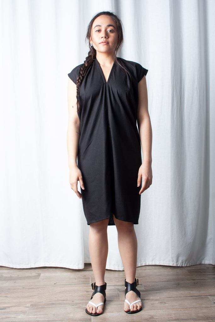 Miranda Bennett Everyday Dress - Exclusive Petite Sizing for Stature