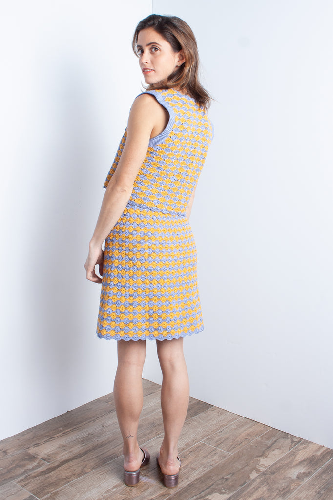 Rachel Comey Spore Skirt in Periwinkle at STATURE | staturenyc.com