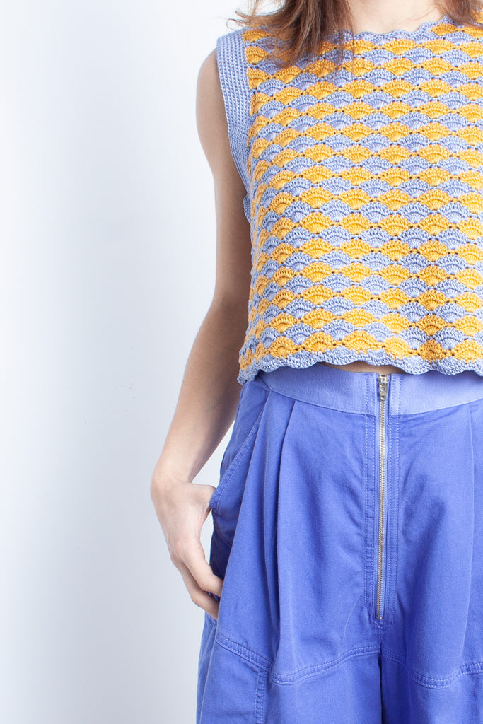 Rachel Comey Bandini Pant in Violet at STATURE | staturenyc.com