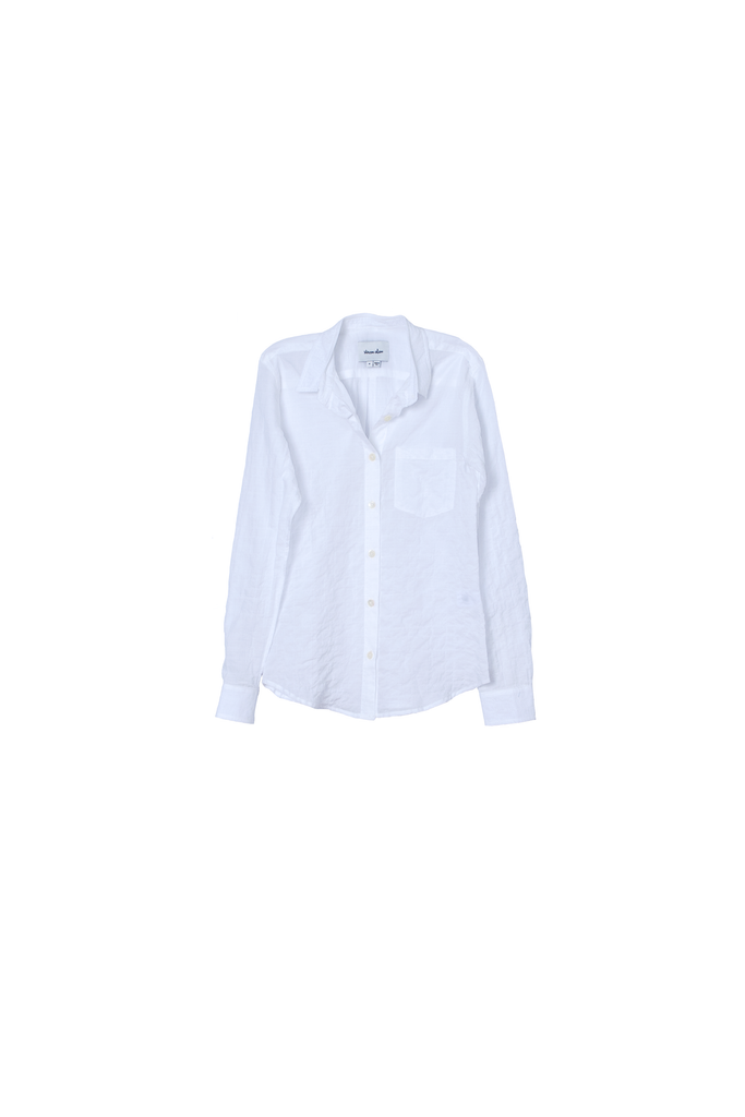 Steven Alan, Reverse Seam Shirt, Textured White