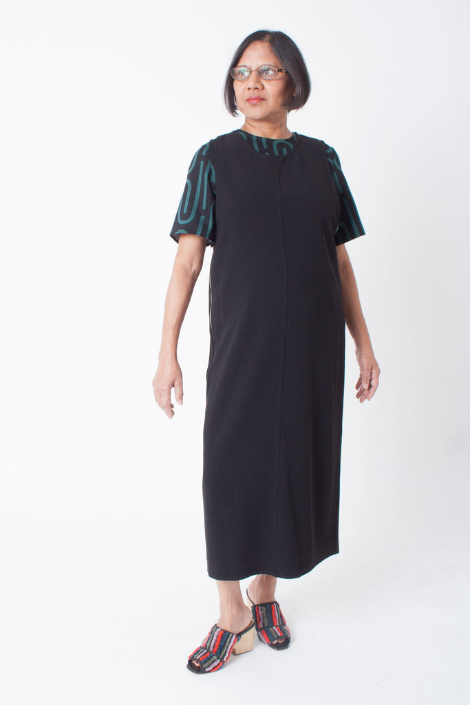 Ludo Dress - Black
