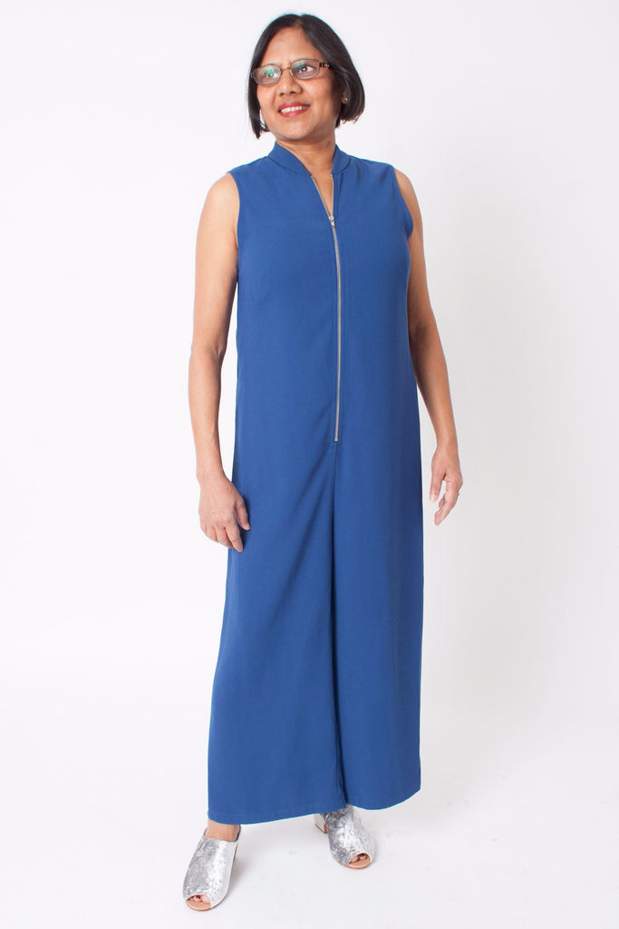 Dixon Jumpsuit - Blue