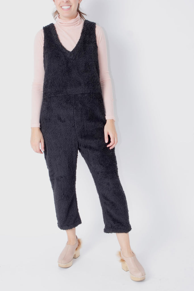 Wray Midnight Jumpsuit - Black