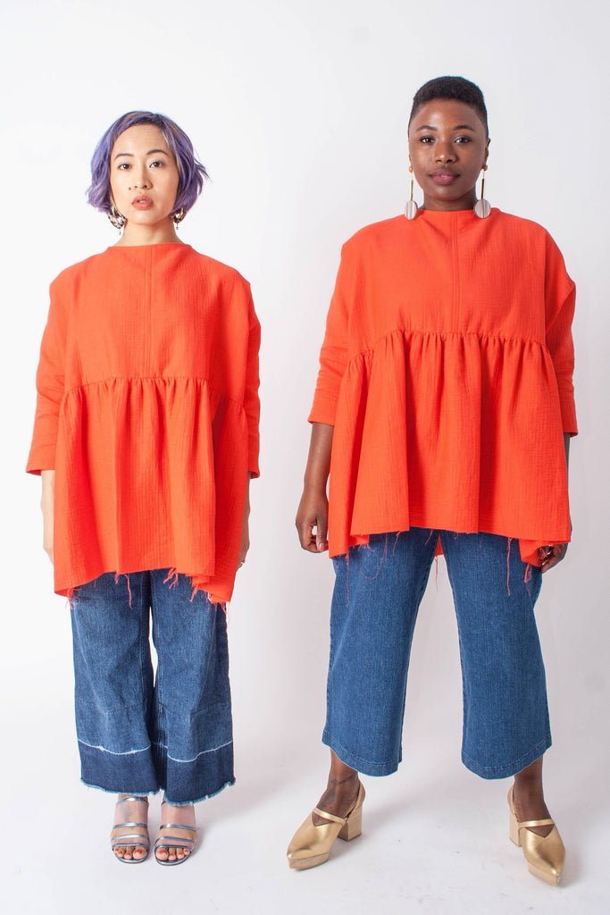 Rachel Comey - Oust Top - Red Foam | Stature