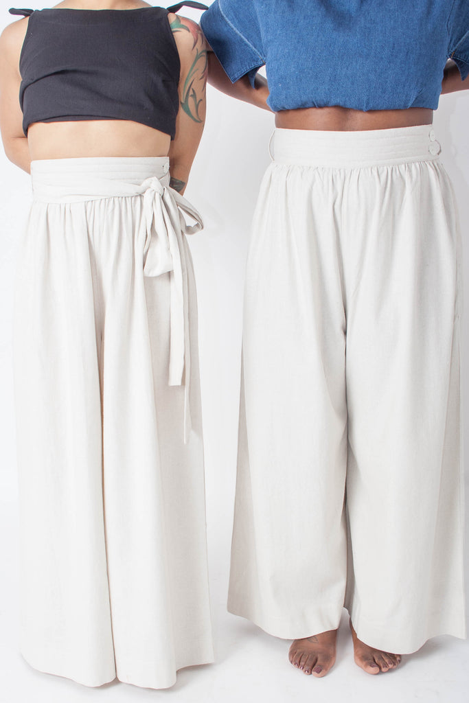 Wray - Orsa Pant - Off-White | Stature