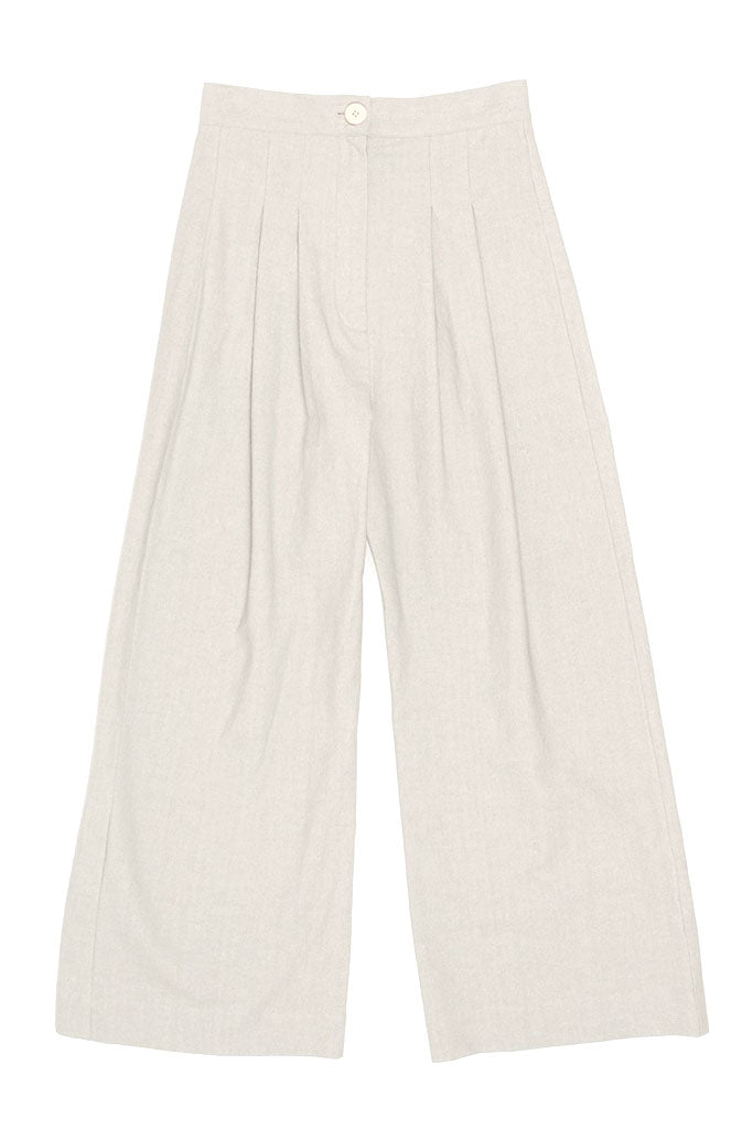 Boyd Pant (Petite) - Clay