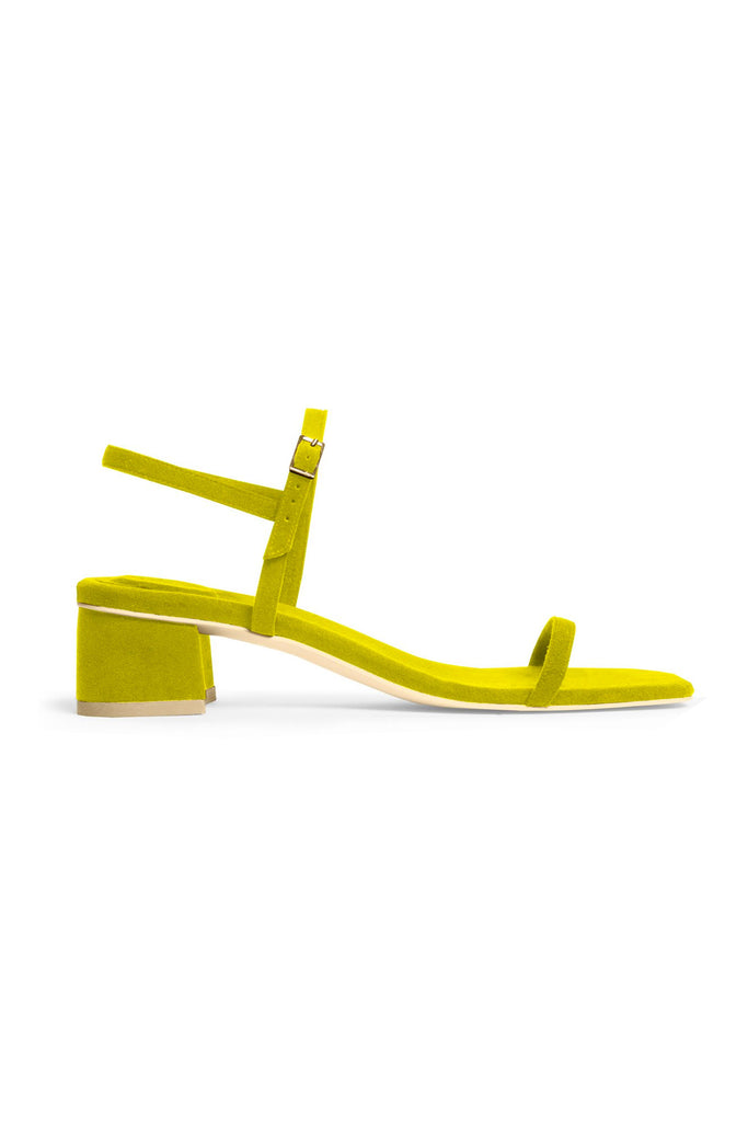 Rafa Milli Sandal Made to Order at Stature in sizes 4-7 - Citrine
