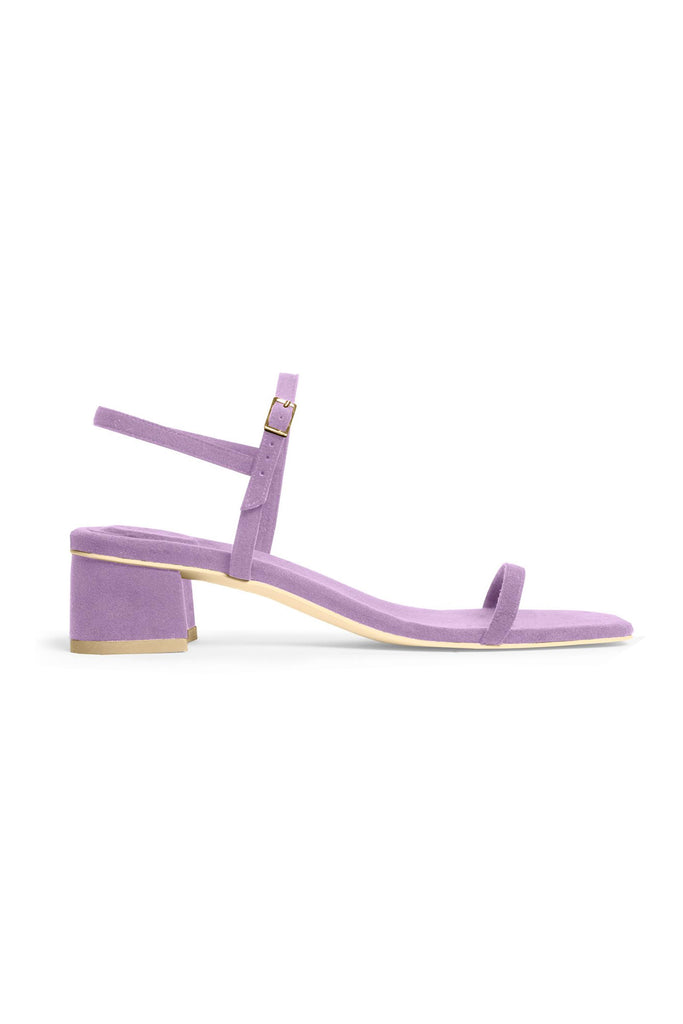 Rafa Milli Sandal Made to Order at Stature in sizes 4-7 - Heliotrope