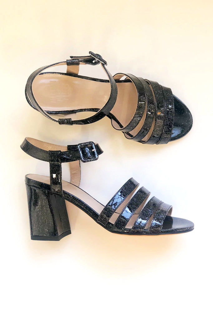 Maryam Nassir Zadeh MNZ High Palma Sandal - Galaxy at STATURE | staturenyc.com