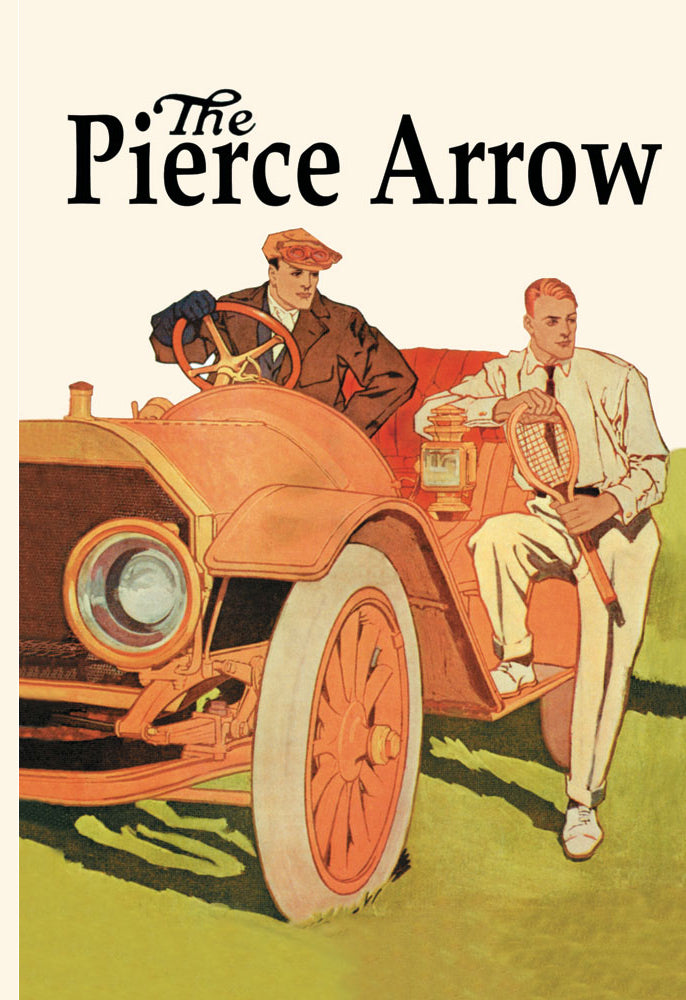 THE PIERCE-ARROW