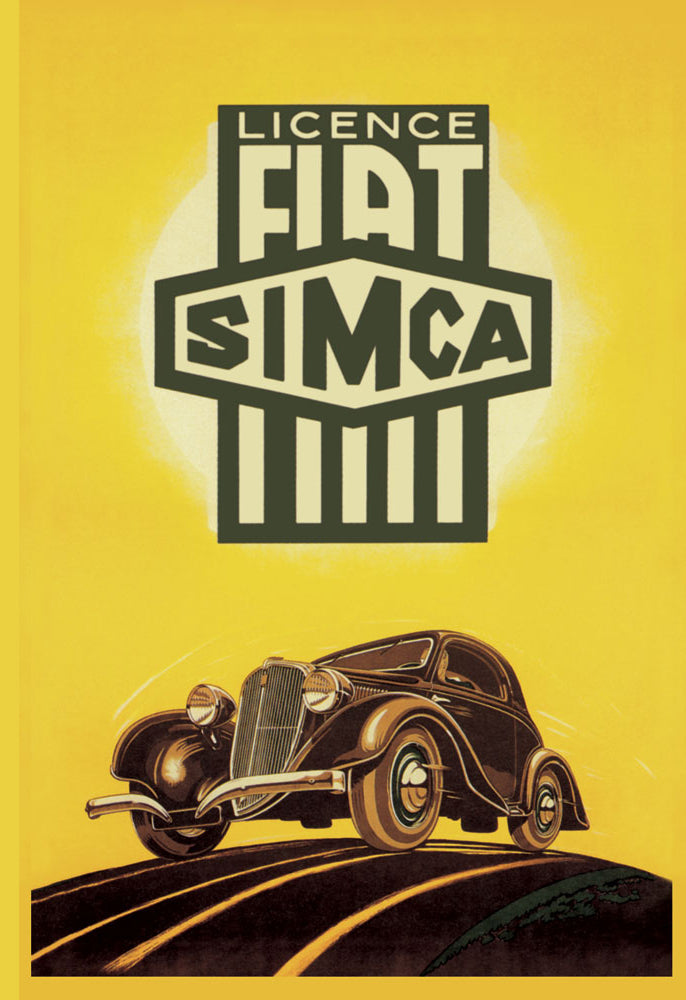 LICENCE FIAT SIMCA