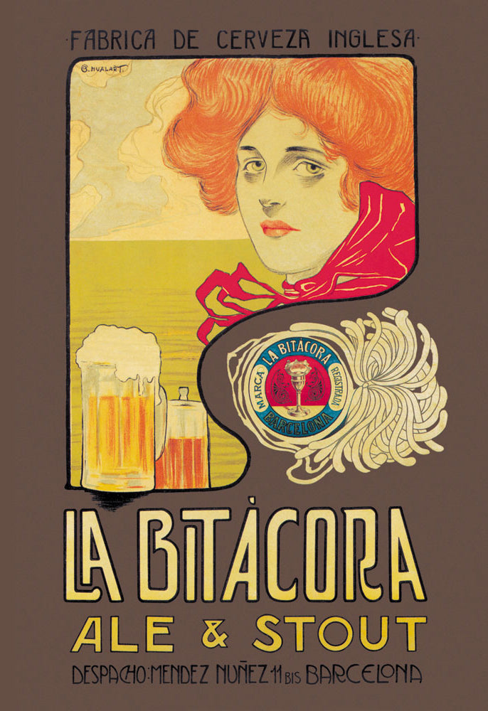 LA BITACORA ALE AND STOUT