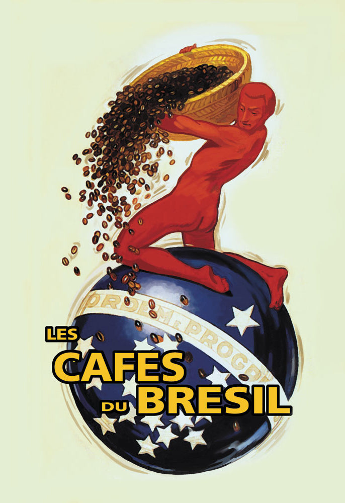 THE COFFEES OF BRAZIL