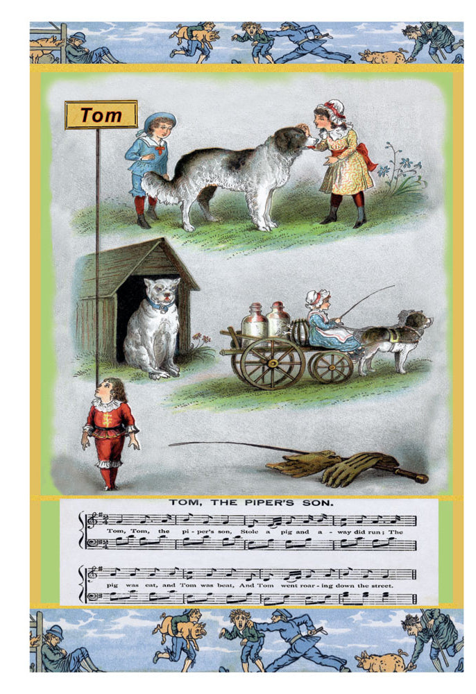 TOM, THE PIPER'S SON