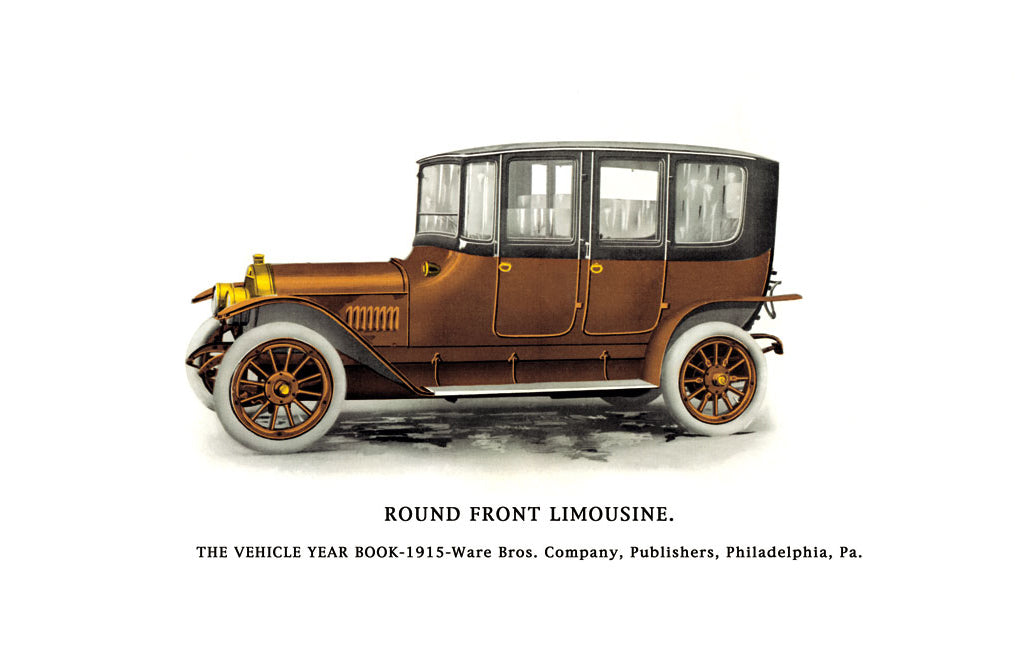 ROUND FRONT LIMOUSINE