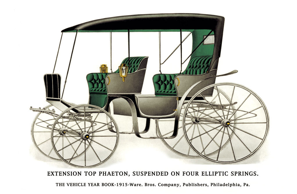 EXTENSION TOP PHAETON