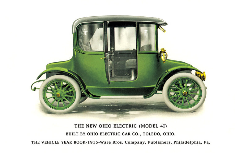 NEW OHIO ELECTRIC (MODEL 4I)