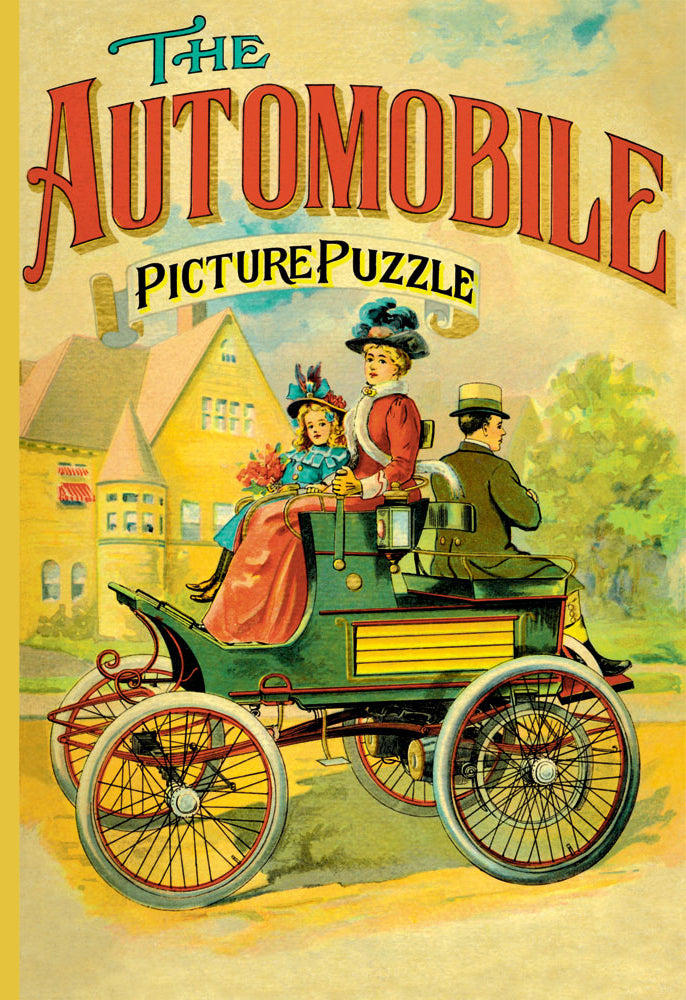 AUTOMOBILE-PICTURE PUZZLE
