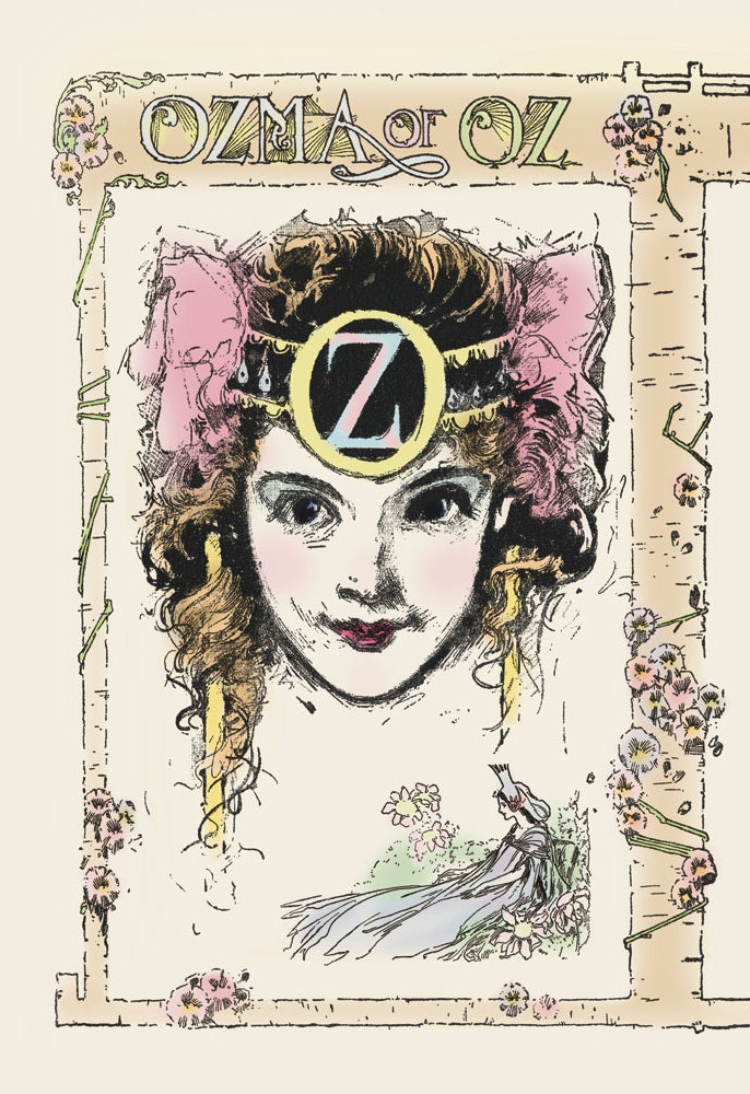 WIZARD OF OZ - OZMA OF OZ