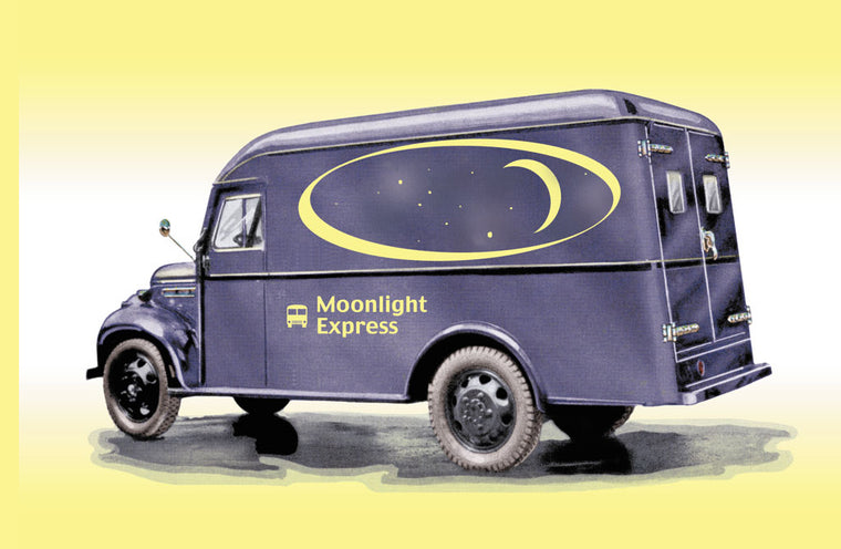 MOONLIGHT EXPRESS TRUCK