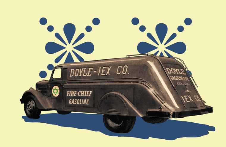 DOYLE GASOLINE TRUCK