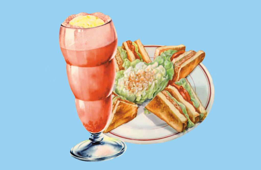 CLUB SANDWICH AND FLOAT