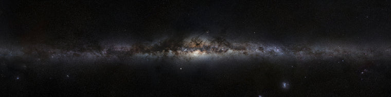 THE MILKY WAY PANORAMIC