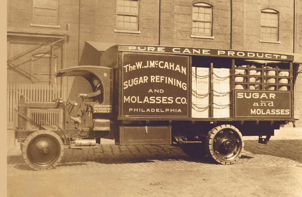 SUGAR AND MOLASSES TRUCK, PHILADELPHIA