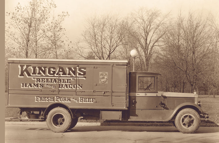 KINGAN'S MEAT TRUCK NUMBER 5