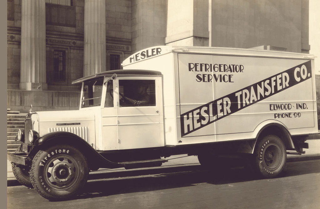 HESLER TRANSFER CO.